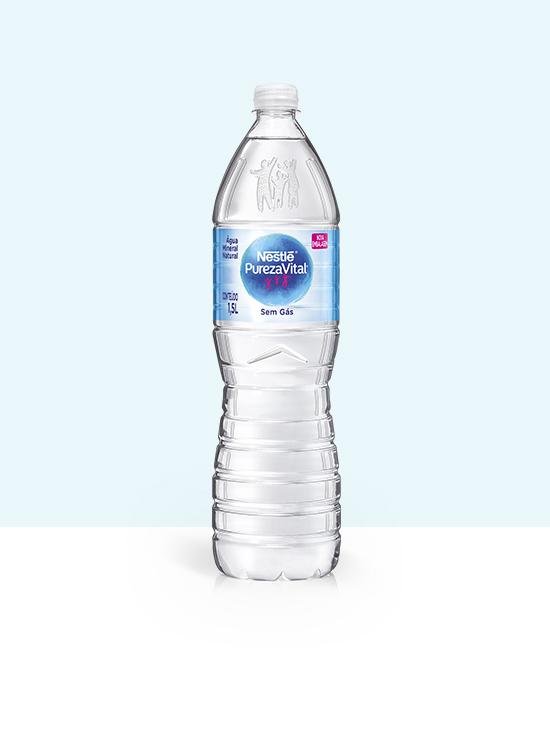 Nestlé Pureza Vital 1,5 L sem gás